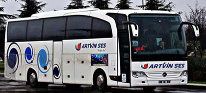 Artvin Ses Turizm Online Bilet Al