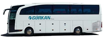 Gürkan Turizm Online Bilet Alma