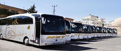 Midyat Seyyidoğlu Turizm Online Bilet Al