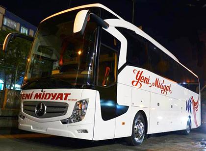 Yeni Midyat Seyahat Online Bilet Al