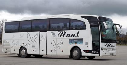 Adıyaman Ünal Turizm Online Otobüs Bileti Al