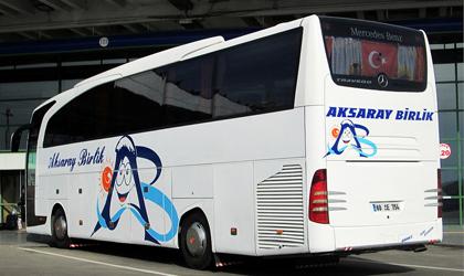 Aksaray Birlik Turizm Online Otobüs Bileti Al
