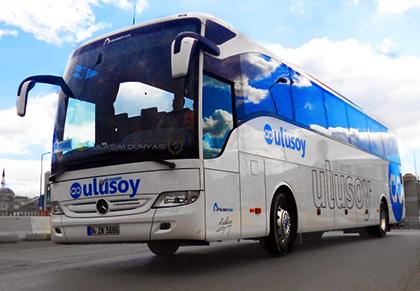 Ali Osman Ulusoy Turizm Online Bilet Alma