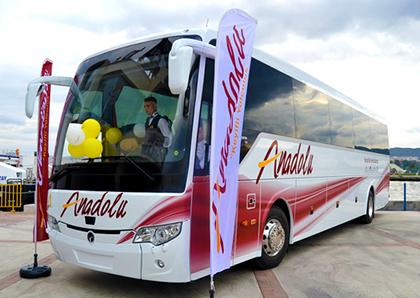 Anadolu Ulaşım Seyahat Turizm Online Bilet Alma