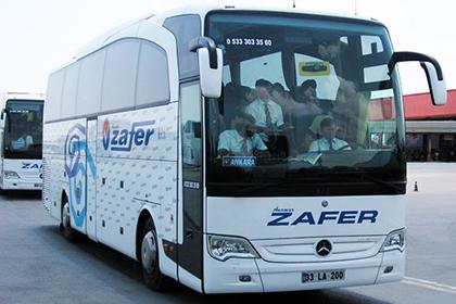 Anamur Zafer Turizm Online Bilet Alma