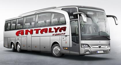 Antalya Toros Turizm Otobüs Bileti Al