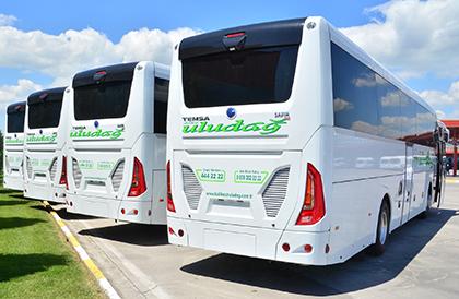 Balıkesir Uludağ Turizm Seyahat Online Bilet Alma