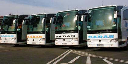 Erzurum Dadaş Turizm Online Bilet Alma