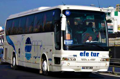 Efe Tur Online Bilet Alma