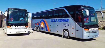 Güney Lüks Adana Seyahat Online Bilet Alma