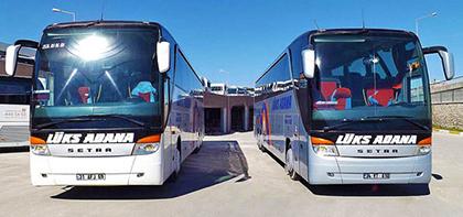Güney Lüks Adana Turizm Online Bilet Alma