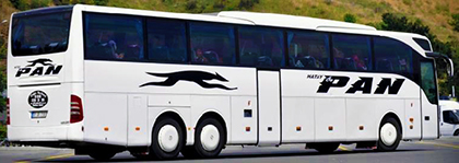 Hatay Pan Turizm Online Bilet Alma