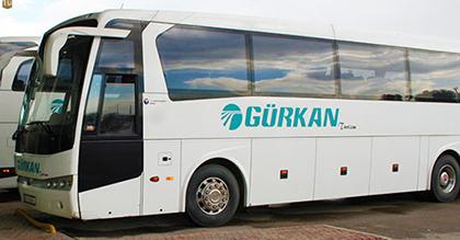 İzmit Gürkan Turizm Seyahat Online Bilet Alma