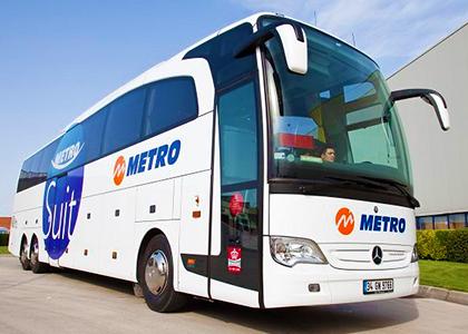 Metro Turizm Online Bilet Alma