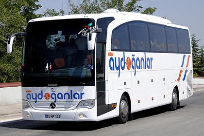 Niğde Aydoğanlar Turizm Seyahat Online Bilet Alma