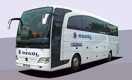 Özgül Bafra Seyahat Turizm Otobüs Bileti Al