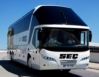 Gaziantep Seç Turizm Online Otobüs Bileti Al