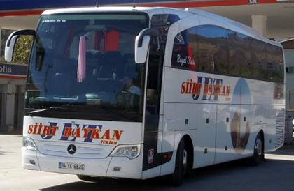 Siirt Baykan Jet Turizm Online Bilet Al