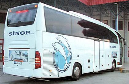 Sinop Birlik Turizm Online Bilet Al
