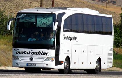 Vip Malatyalılar Turizm Online Bilet Al