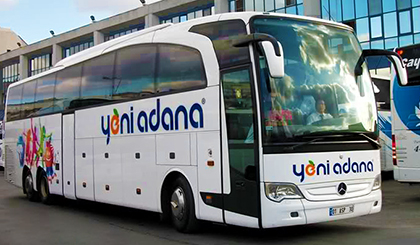 Yeni Adana Online Bilet Alma